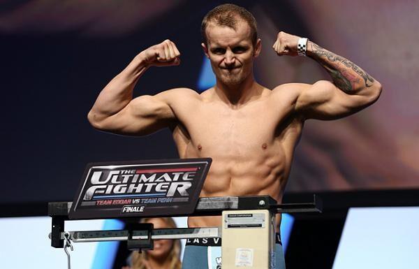 Jesse Ronson UFC