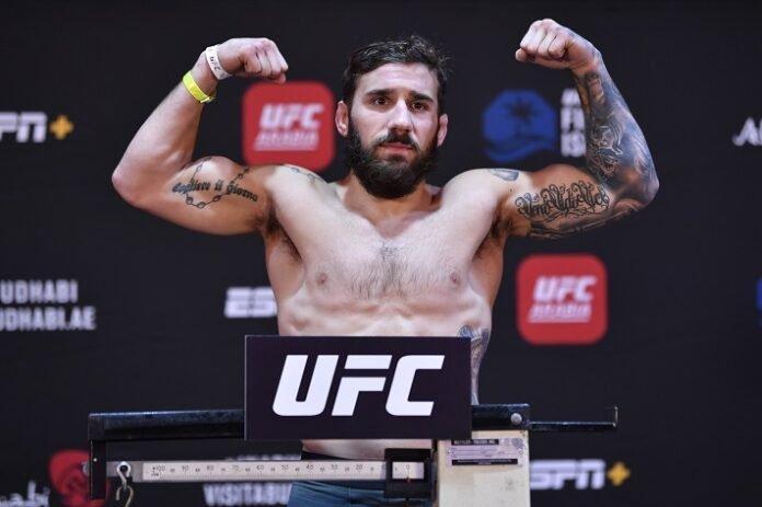 Jimmie Rivera UFC