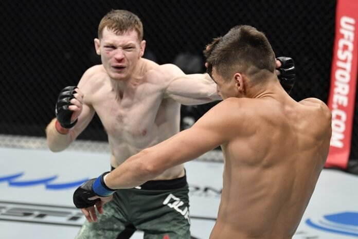 Joe Duffy UFC