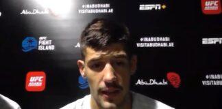 Joel Alvarez UFC