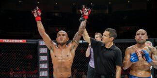 Keoni Diggs Bellator MMA