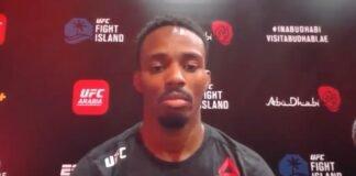 Lerone Murphy UFC