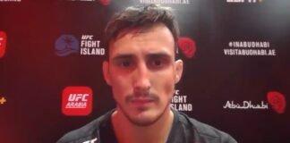Modestas Bukauskas UFC