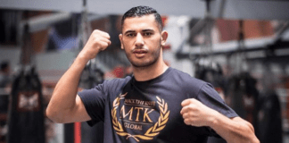 Mounir Lazzez joins the UFC this weekend