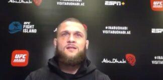 Rafael Fiziev UFC
