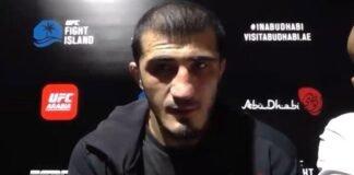 Ramazan Emeev UFC