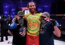 Ras Hylton Bellator MMA