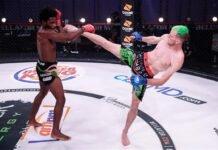 Cass Bell Bellator MMA