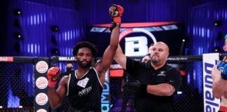 Raufeon Stots Bellator MMA