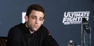 Ryan Hall UFC