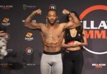 Solo Hatley Jr Bellator MMA