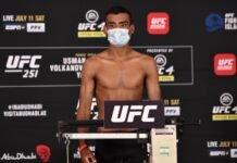 Raulian Paiva UFC