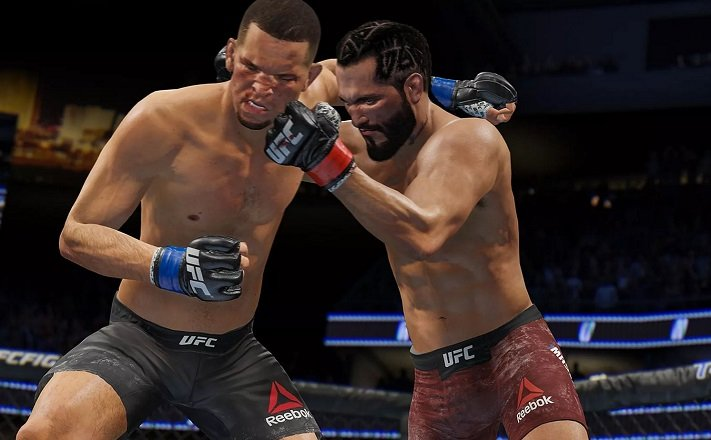 UFC 4 EA Sports