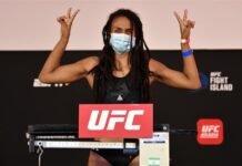 Luana Carolina UFC