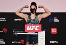 Ariane Lipski UFC