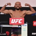 Deiveson Figueiredo UFC Fight Island 2 weigh-in