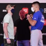 Jue Duffy and Joel Alvarez, UFC Fight Island 2