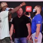 Marc Diakiese and Rafael Fiziev, UFC Fight Island 2