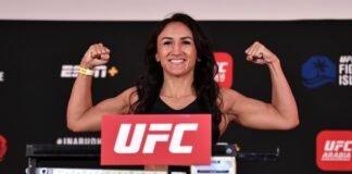 Carla Esparza UFC