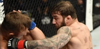 Jimmie Rivera and Cody Stamann, UFC Fight Island 1