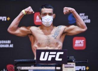 Dan Ige UFC