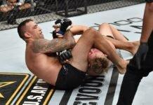 Fabricio Werdum submits Alexander Gustafsson, UFC Fight Island 3