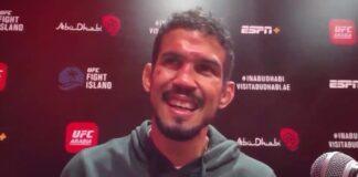 Leonardo Santos UFC