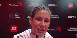 Karol Rosa UFC