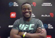 Abdul Razak Alhassan UFC