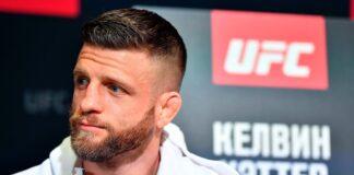 Calvin Kattar UFC