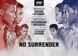 ONE Championship: No Surrender