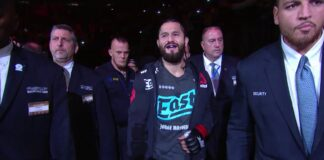 Jorge Masvidal returns at UFC 251 on Fight Island