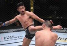UFC Vegas 5 Jonathan Martinez