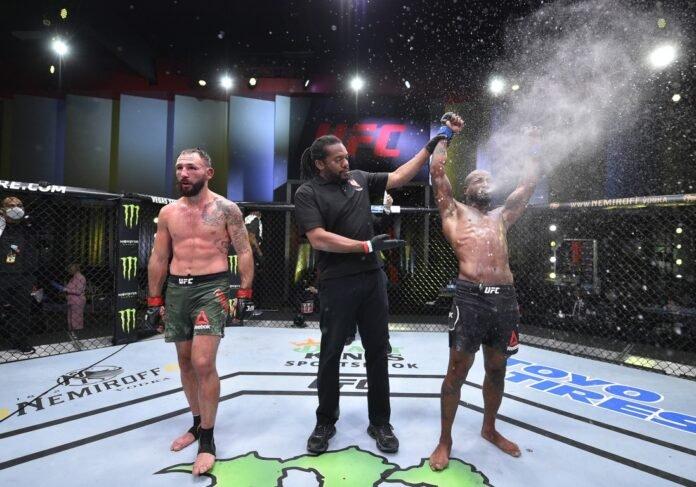 UFC Vegas 5 Bobby Green