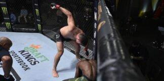 UFC Vegas 5 Vicente Luque