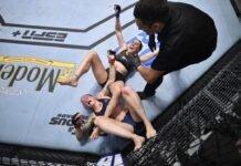 UFC Vegas 5 Jennifer Maia