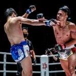 Sorgraw Petchyindee Academy vs Pongsiri PKSaenchai Muaythaigym