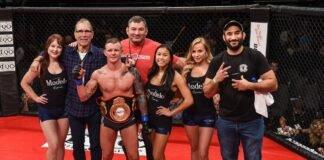 Austin Springer UFC Vegas 8