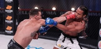Michael Chandler vs. Benson Henderson 2, Bellator 243