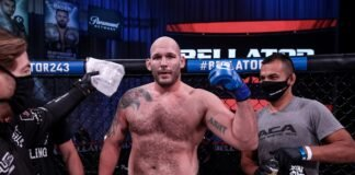 Tim Johnson, Bellator 243