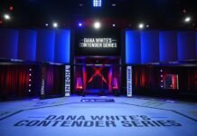 Contender Series (DWCS) - UFC Apex