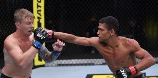 Alex Caceres and Austin Springer, UFC Vegas 8