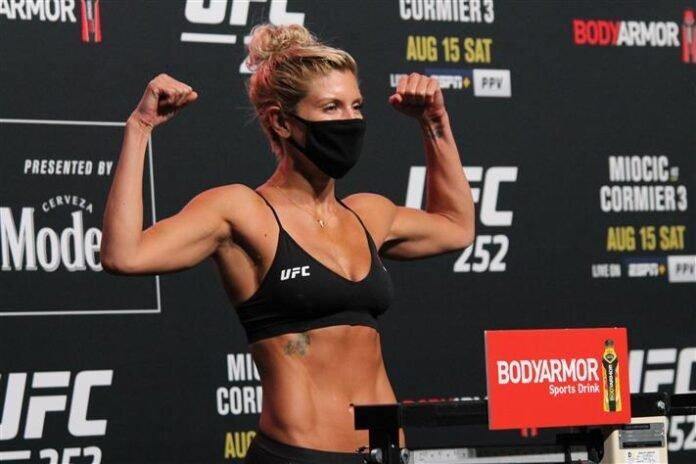 Ashley Yoder UFC
