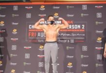 Bellator 243 Michael Chandler