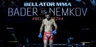 Mark Lemminger Bellator MMA