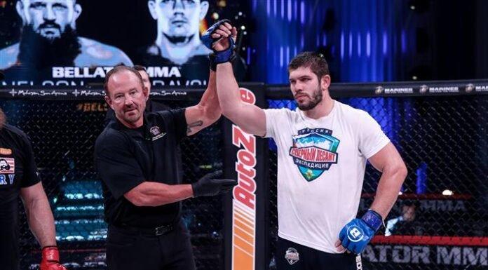 Valentin Moldavsky, Bellator MMA