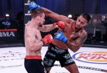 Vladimir Tokov and Chris Gonzalez, Bellator 244