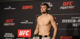 Bryce Mitchell UFC