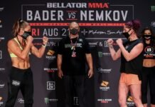 Julia Budd and Jessy Miele face off ahead of Bellator 244