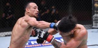 Danny Chavez vs TJ Brown, UFC 252